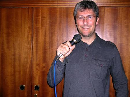 Mikel Gorriz Marcalain: Director y coordinador