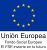Cofinanciado por el Fondo Social Europeo
